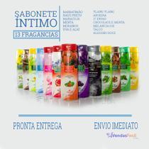 Sabonete Liquido Íntimo Feminino Apinil Kit com 13 Fragrâncias -