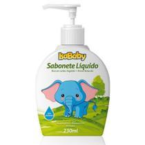 Sabonete Líquido IsaBaby Zoo da Cabeça aos Pés - 230ml -