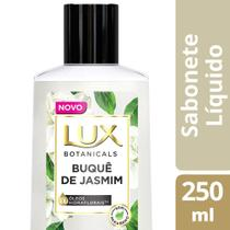 Sabonete Líquido Lux Botanicals Buquê de Jasmim 250ml -