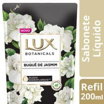 Sabonete Líquido Lux Botanicals Buquê de Jasmim Refil 200ml -