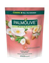 Sabonete Líquido Palmolive Naturals Óleo Nutritivo Refil 200mL -