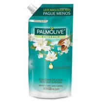 Sabonete Líquido Palmolive Naturals Suavidade delicada Refil 500mL -