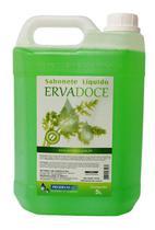 Sabonete liquido proervas erva doce clean 5l -