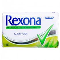 Sabonete Rexona Aloe Fresh 84g -