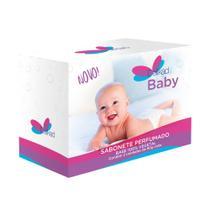 Sabonte Em Barra Duo Delikad Baby -