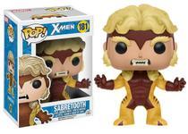 Sabretooth 181 ( Dentes de Sabre ) - X-Men - Funko Pop! Marvel -