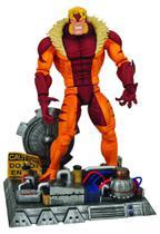 Sabretooth ( Dentes-de-Sabre ) - Marvel Select - Diamond Select Toys -