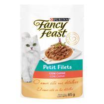 Sache fancy feast pettits file carne 85g - purina