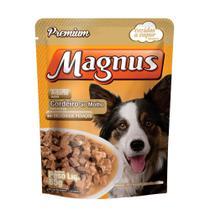 Sache Magnus Cordeiro ao Molho para Cães Adultos - Adimax Pet