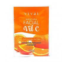 Sachê Máscara Facial Vitamina C - Vivai - 5045.2.1 -