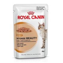 Sachê Royal Canin Cat Intense Beauty para Gatos Adultos 85g -