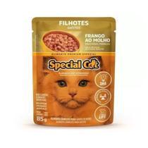 Sache Special Cat Filhotes Frango 85g - Special Dog