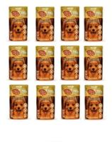 Sachê Special Dog Cães Adultos Raças Pequenas e Mini Frango Caixa com 12 unidades de 100g -