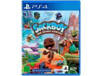 Sackboy: Uma Grande Aventura para PS4 Sumo - Lançamento - Sony