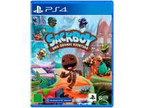 Sackboy: Uma Grande Aventura para PS4 Sumo - Lançamento