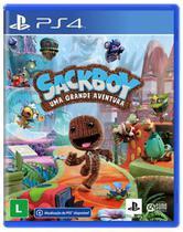 Sackboy Uma Grande Aventura - PS4 Mídia Física - Sony