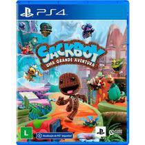 Sackboy: Uma Grande Aventura - PS4 - Playstation