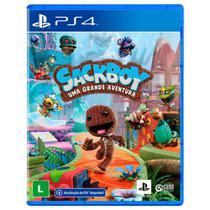 Sackboy: Uma Grande Aventura PS4 - Ps Studios