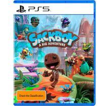 Sackboy: uma grande aventura - ps5 - Ps Studios
