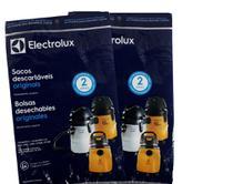 Saco Aspirador Electrolux A20 A20s Gt300 Gt30n Original C/ 6 -