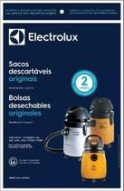 Saco Aspirador Eletrolux A20 A20l A20s Gt300 Original C/ 3u - Electrolux