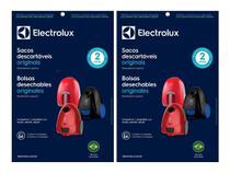 Saco Aspirador Eletrolux Nano Neo30 Neo31 Electrolux 6 Un -