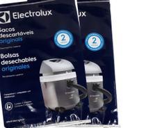 Saco aspirador hidrovac c/6 electrolux -