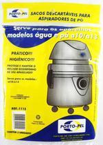 Saco De Aspirador De Po Descartavel Eletrolux Agua Po A10a13 - Porto-Pel