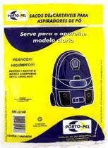 Saco De Aspirador Po Descartavel Eletrolux Clario - Portopel