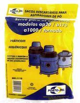 Saco De Aspirador Po Descartavel Eletrolux Hidroluxap20 A170 - Porto-Pel