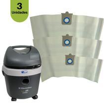 Saco de Aspirador pó Electrolux HIDROVAC 3 Unid profissional - AllClean