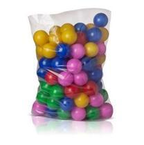 Saco de Bolinhas de Plástico para Piscina ou Barraca Infantil com 100 Unidades - Maralex -  UNICA -