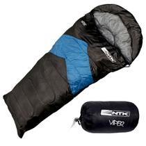 Saco de Dormir Capuz Impermeável Viper Ntk Protege Frio -12 - Nautika