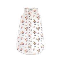Saco De Dormir Sleeping Bag - Branco Flores COMTAC 4261 -