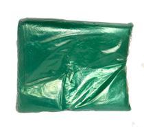 Saco De Lixo 60 Litros Colorido Verde Comum Com 100 Unid. - Cometa