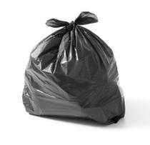 Saco De Lixo Reforçado Preto 100 Litros - 5Kg - Zanetti