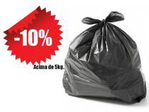 Saco De Lixo Reforçado Preto 40 Litros Kg - Zanetti