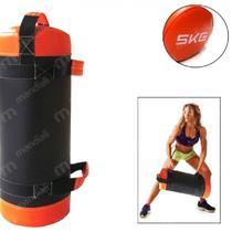 Saco de Pancada Peso para Treinamento de Resistencia Core Bag 5kg  Liveup -