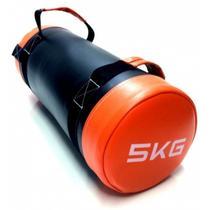 Saco de Peso 5 Kg Core Bag para Treinamento de Resistência - LIVEUP LS3093-5 -