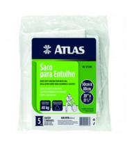 Saco de Rafia Entulho Capacidade 40 kg c/ 5 un. AT5080 50x80 cm Branco - Pinceis Atlas