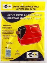 Saco Descartável Aspirador Arno Papa-pó - Porto-Pel