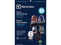 Saco Descartável Aspirador Electrolux Equipt Eqp20 Kit C/ 3 -