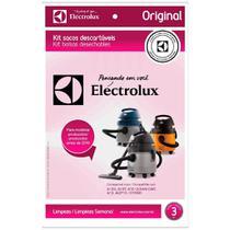 Saco Descartável Eletrolux A10smart para Aspiradores Pó A9/A10/A13 - Electrolux