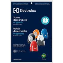 Saco Descartável p/ Aspirador Pó Sbene Electrolux -