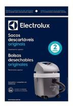 Saco Descartável Para Aspirador Electrolux Hidrovac saco com 3 unidades -