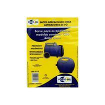 Saco Descartável para Aspirador Eletrolux Compact 1300 a 300 - Porto Pel