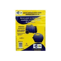 Saco Descartável para Aspirador Eletrolux Compact 1300 a 300 - Porto Pel -