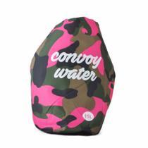 Saco Estanque a Prova D'água 15 Litros Pvc Camuflada Rosa Yins ys26010 -