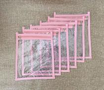 Saco Organizador Bolsa Maternidade Kit 06 Pcs Saquinho Organização de Mala de Viagem - Milori Baby