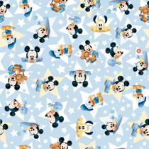 Saco P/Presente Mickey Mouse Disney 20 X29Cm C/40 Un. - Cromus